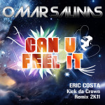 Can U Feel It (Omar Salinas & Eric Costa Ft. Mariel