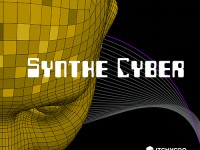 Synthe Cyber dj set promo pic