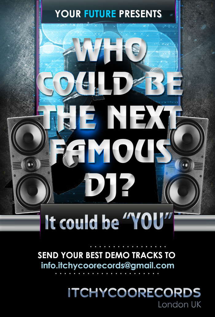 flyer next famous dj