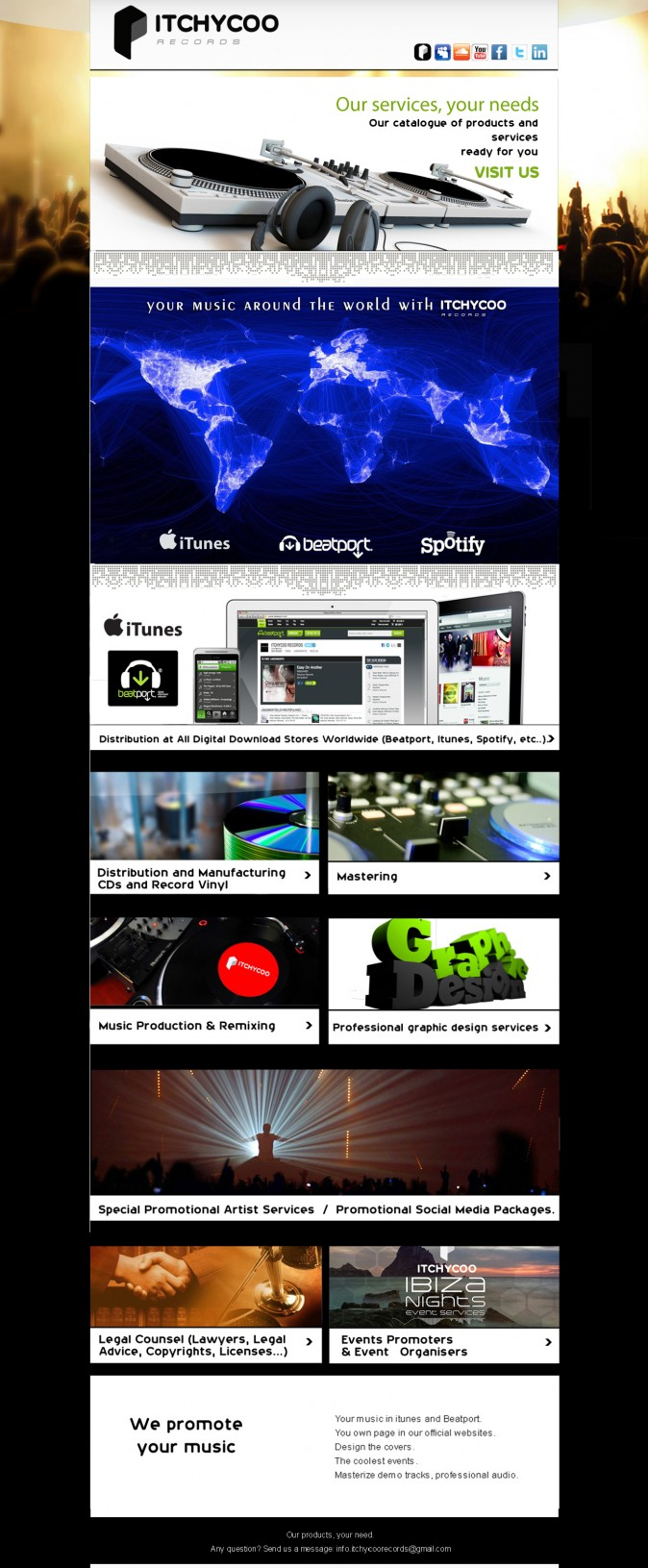 newsletter dj products october copia copia